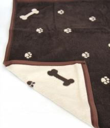 Reversible Dog Blanket